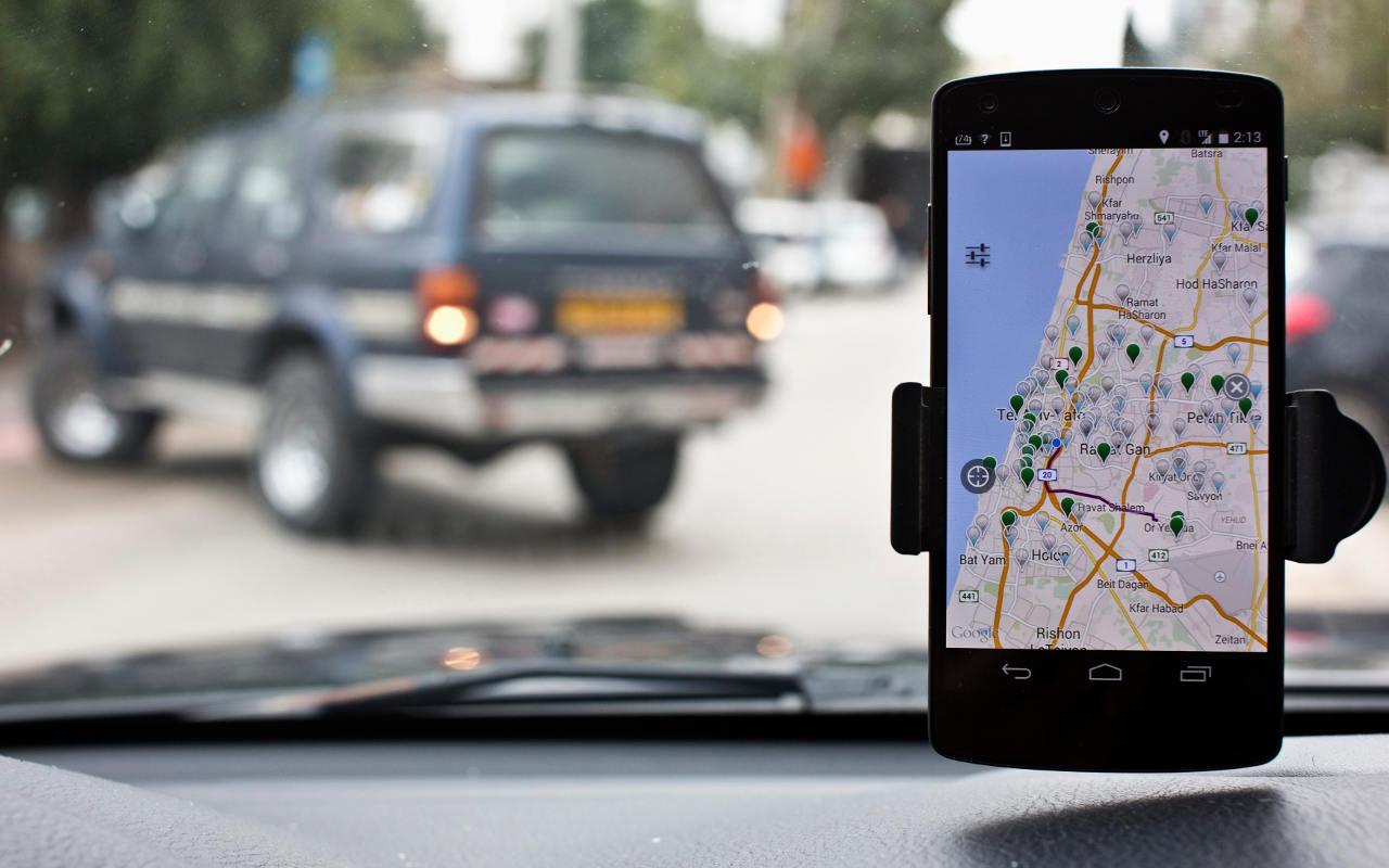 Nuevas cámaras de tránsito detectarán si conductores usan sus celulares