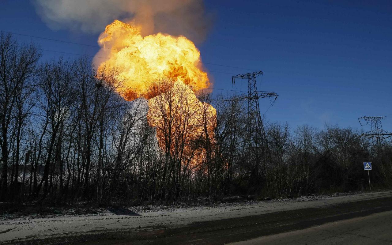 Tregua en Ucrania se desvance entre combates