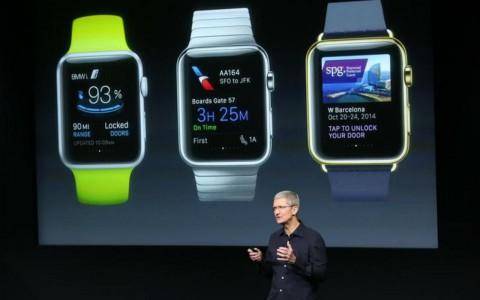 Apple ordena más de 5 millones de relojes