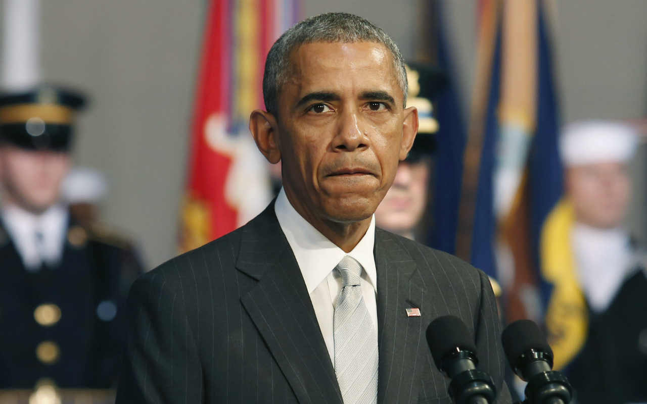 El presidente de EU, Barack Obama. (Reuters)