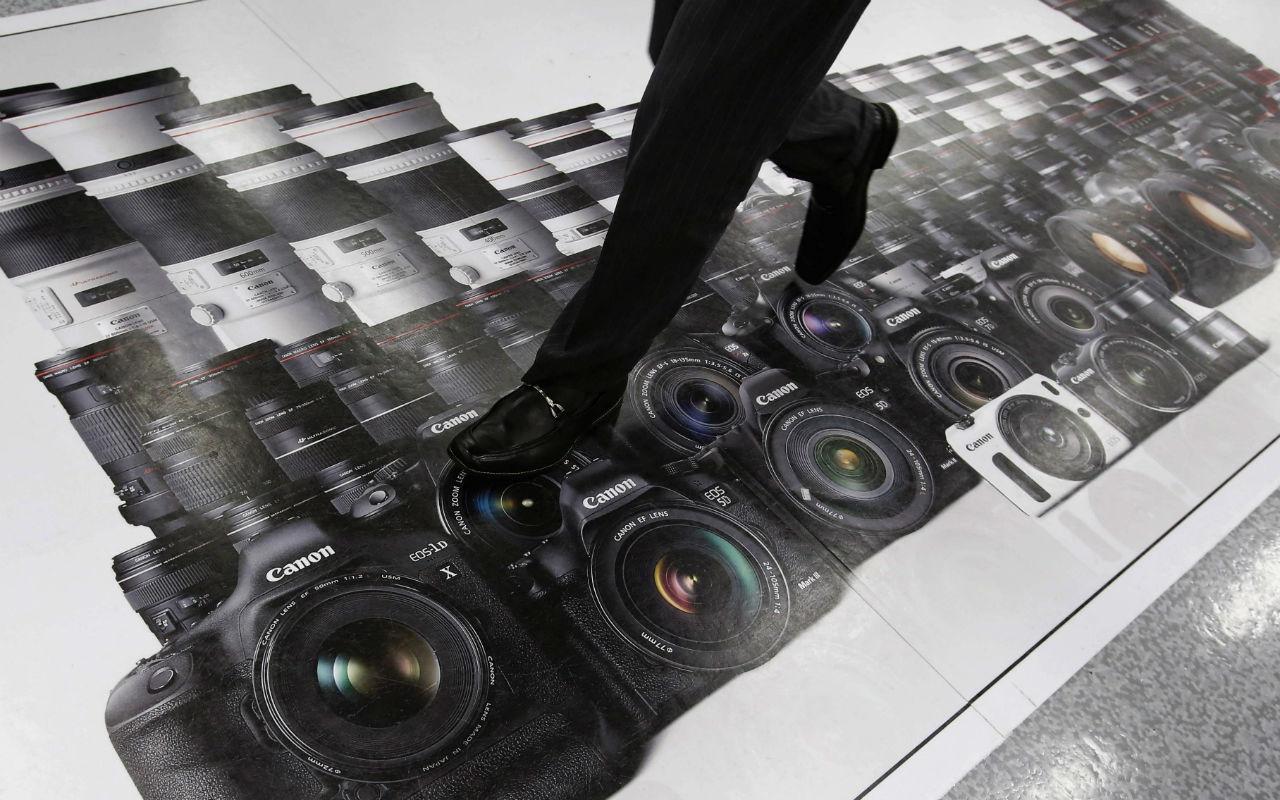 Canon invierte 9% de sus ventas en investigación y desarrollo