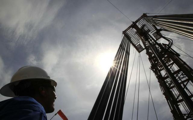 Extracción de petróleo. (Foto: Reuters.)