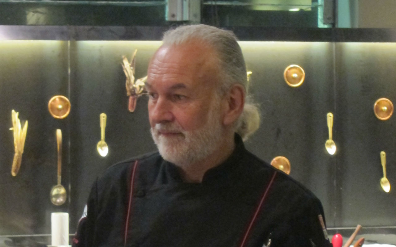 Hubert Keller: la alta gastronomía de Las Vegas en México