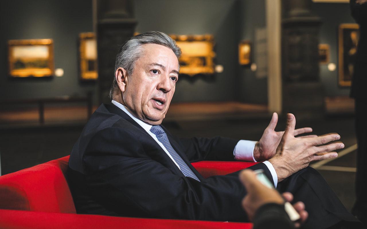 Muere el banquero Manuel Medina Mora