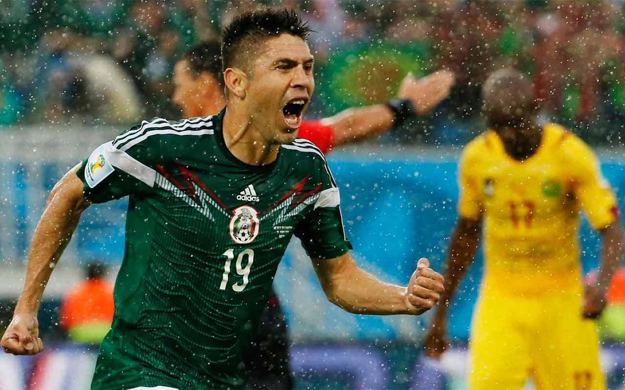 Oribe Peralta deja al América para jugar con las Chivas