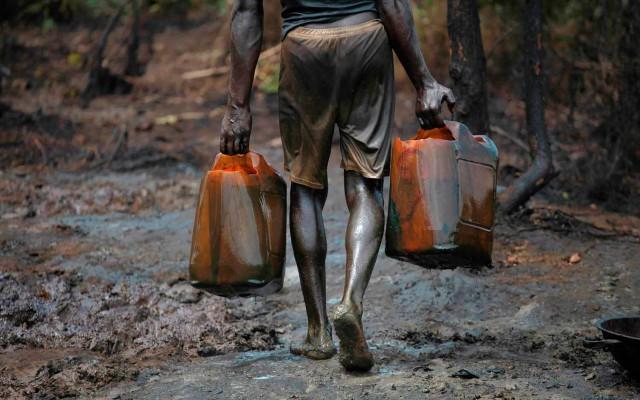 Producción de petróleo en Nigeria (Foto: Reuters)