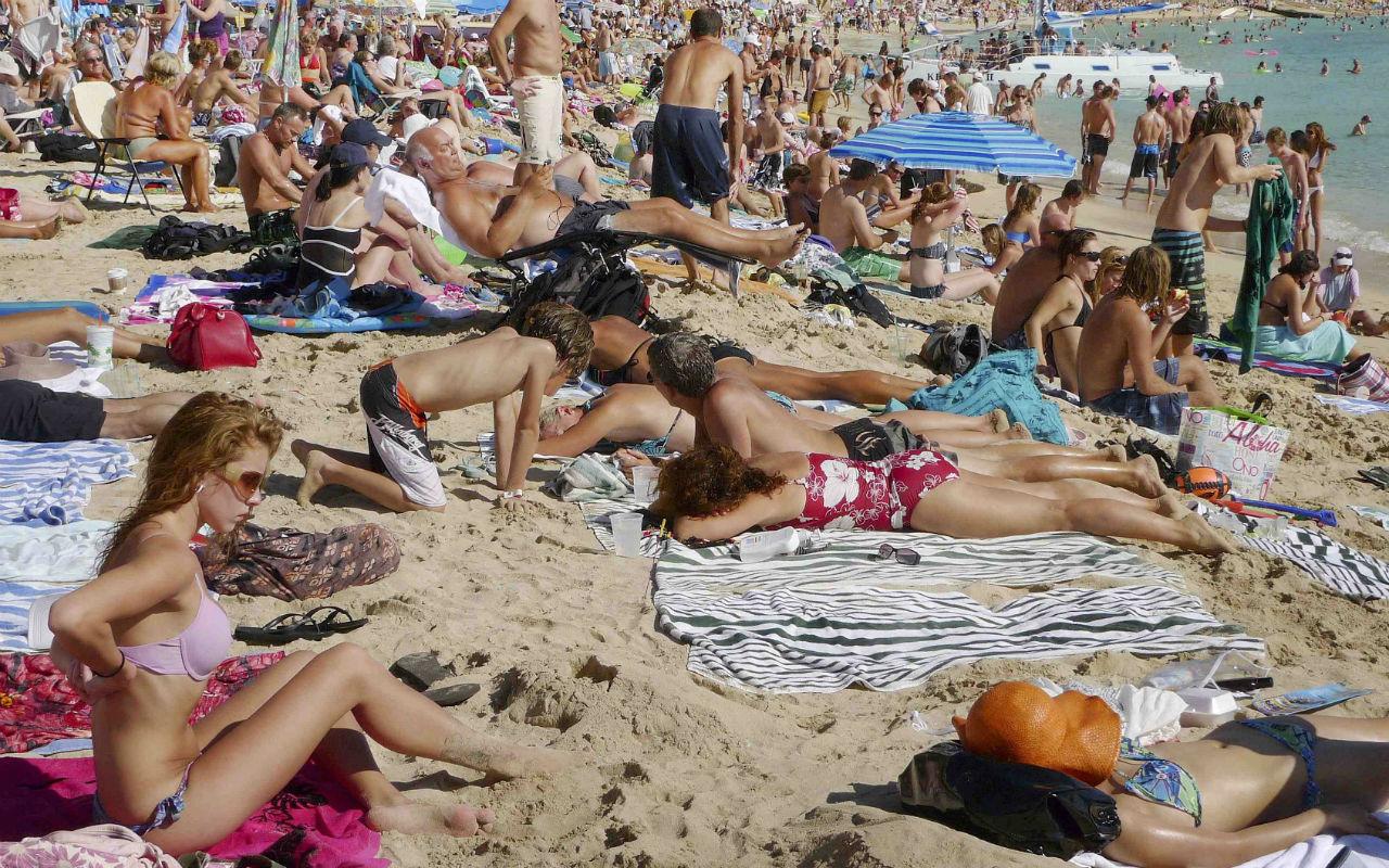 Spring Breakers dejan poco espacio al turismo nacional