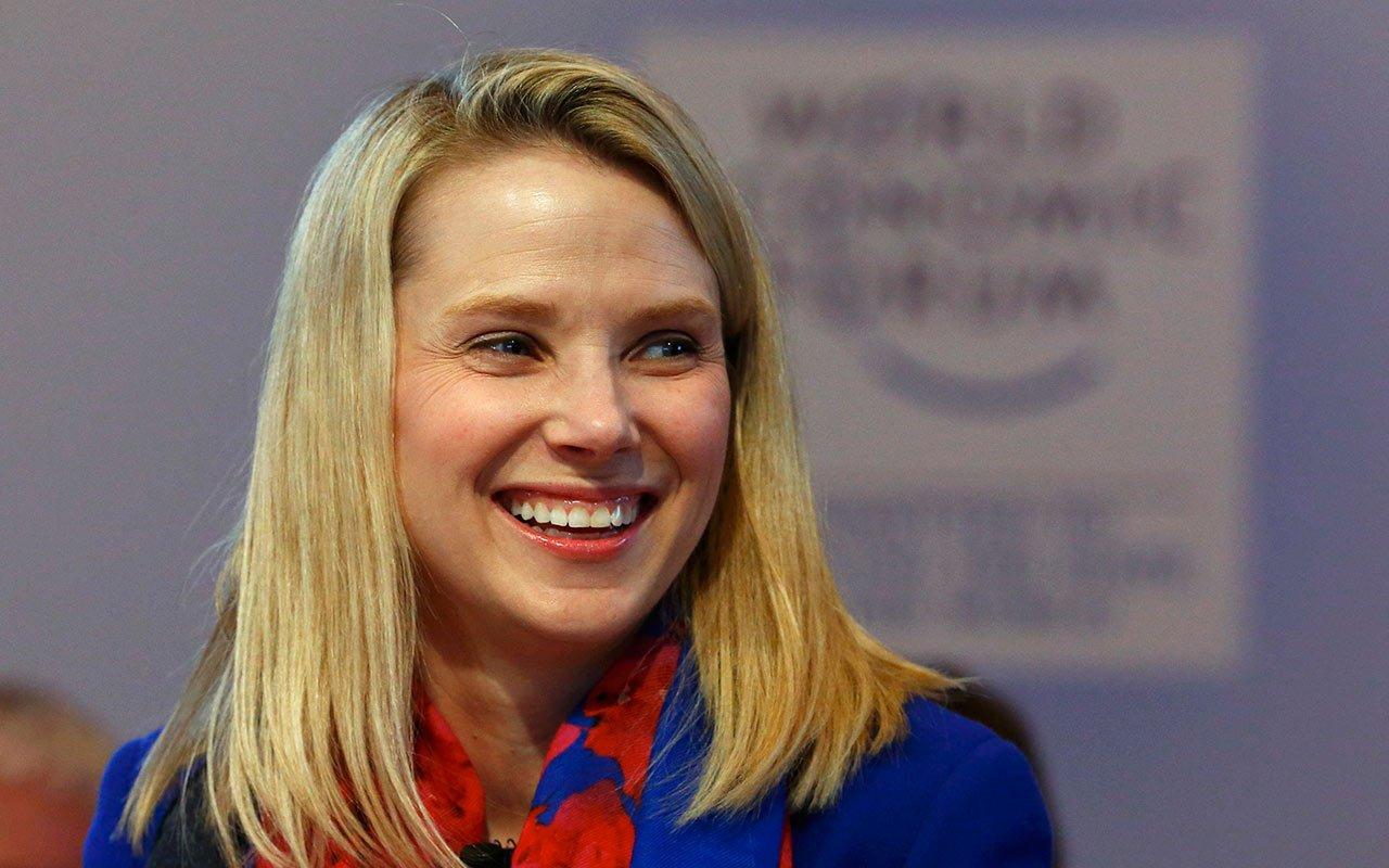 Marissa Mayer saldrá de Yahoo con 186 mdd