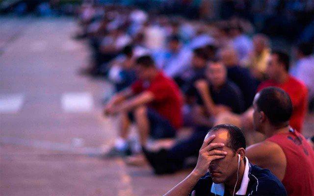 Es común observar estrés en el trabajo (Foto: Reuters)
