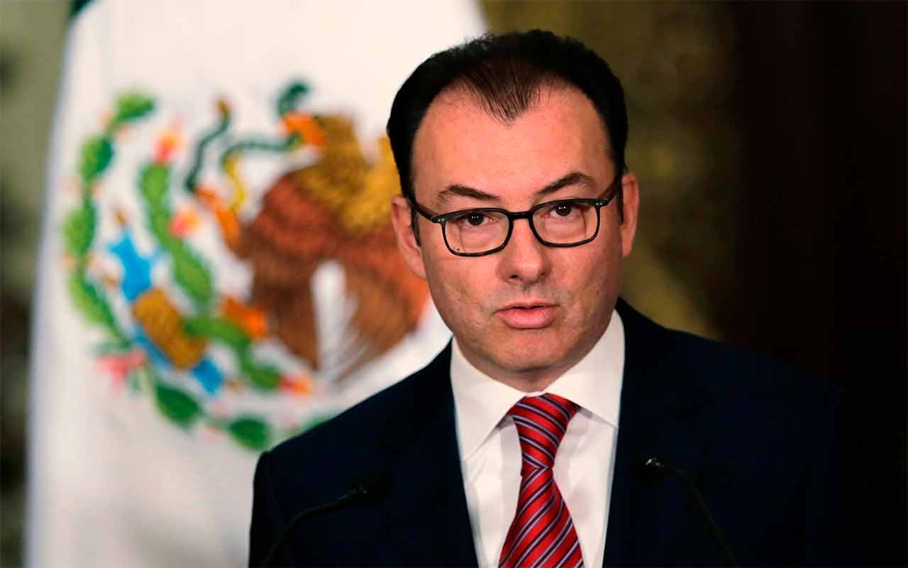 Peña Nieto decidirá convenios de cooperación con EU: Videgaray