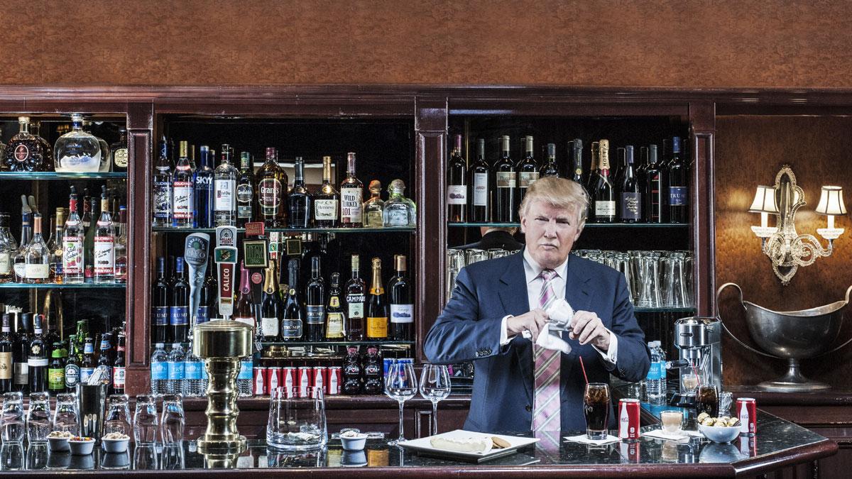 Trump vs. México: primer round
