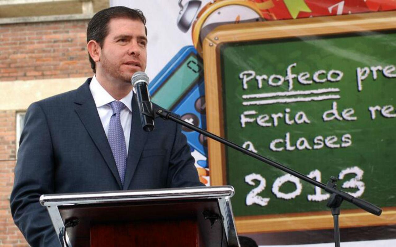 La SFP inhabilita por 10 años a Alfredo Castillo por ocultar cuentas bancarias con más de 18 mdp