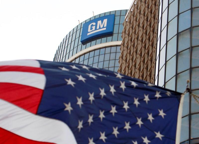 GM quiere que Trump respalde programa nacional de autos eléctricos