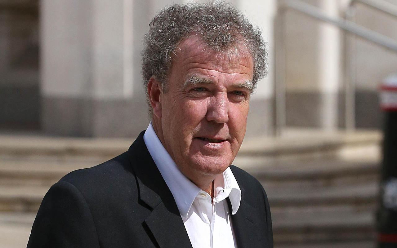 5 momentos polémicos de Jeremy Clarkson en Top Gear