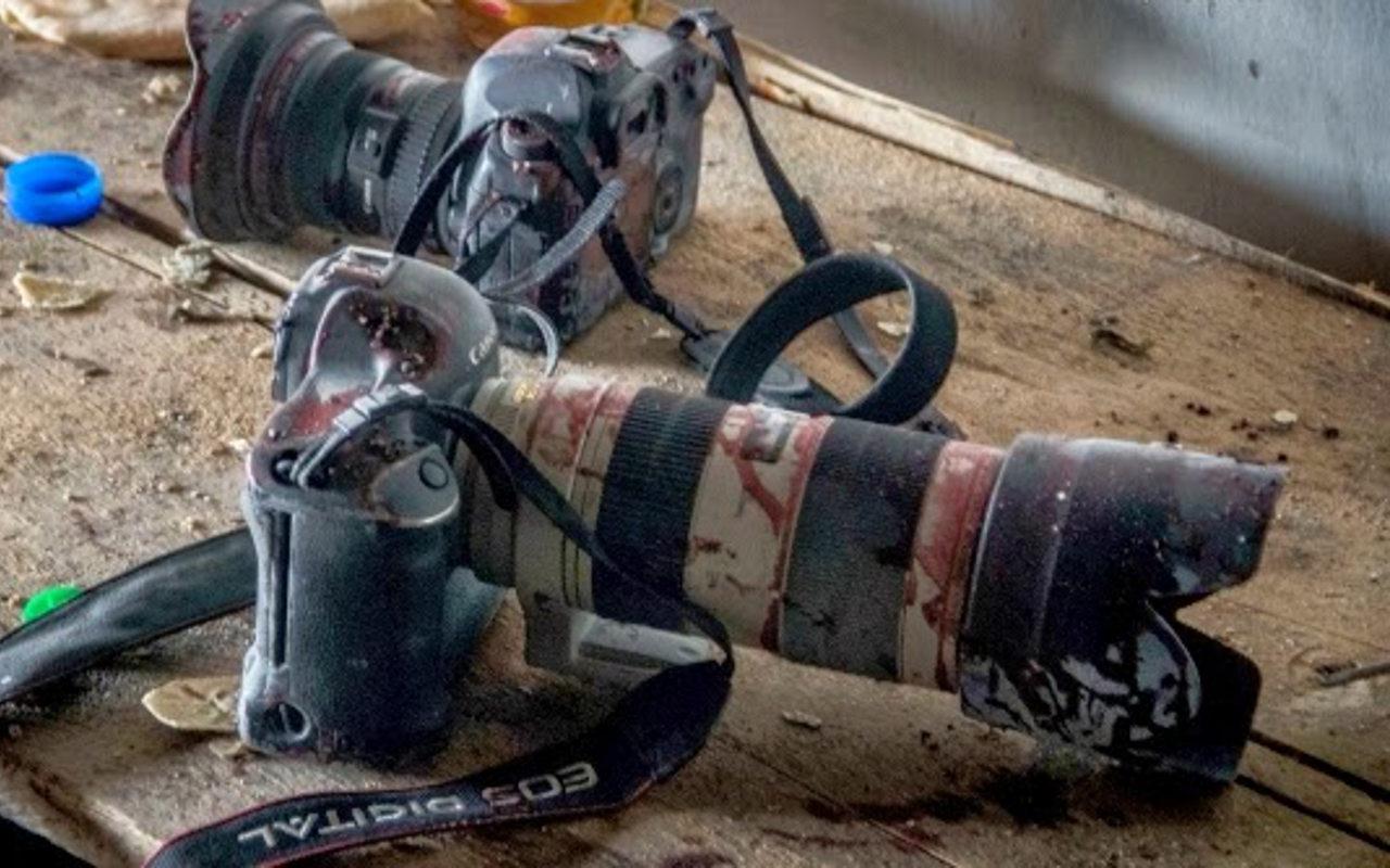 Condenan asesinatos de tres periodistas mexicanos en 10 días
