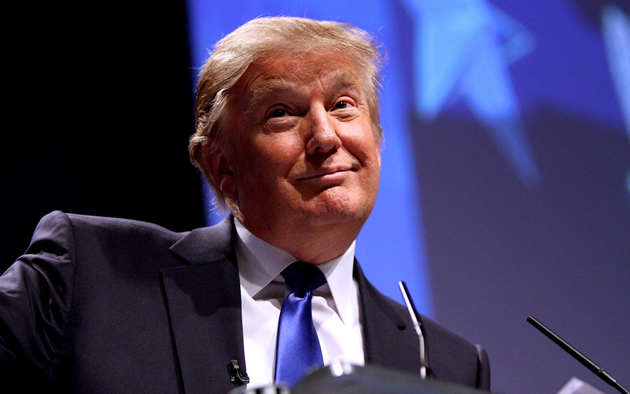 Trump se lava las manos y culpa a Delta Air Lines del caos en aeropuertos