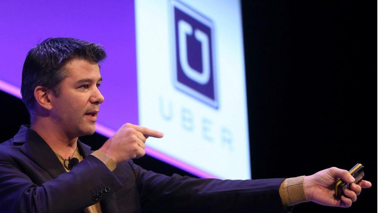 Softbank cierra oficialmente inversión multimillonaria en Uber