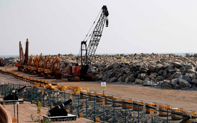 Empresas constructoras (Foto: Reuters)