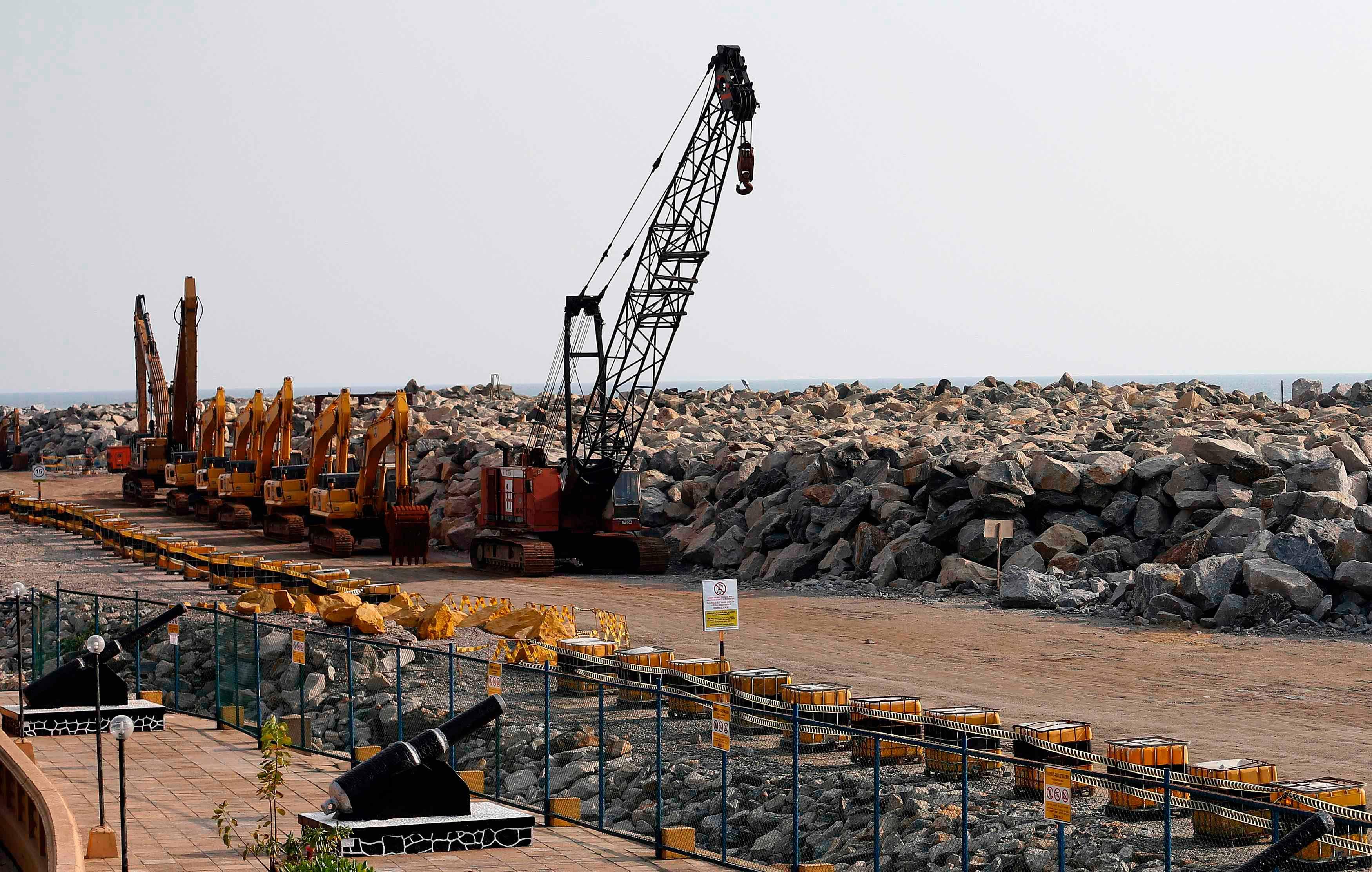 S&P mantiene nota de empresas de infraestructura tras terremoto