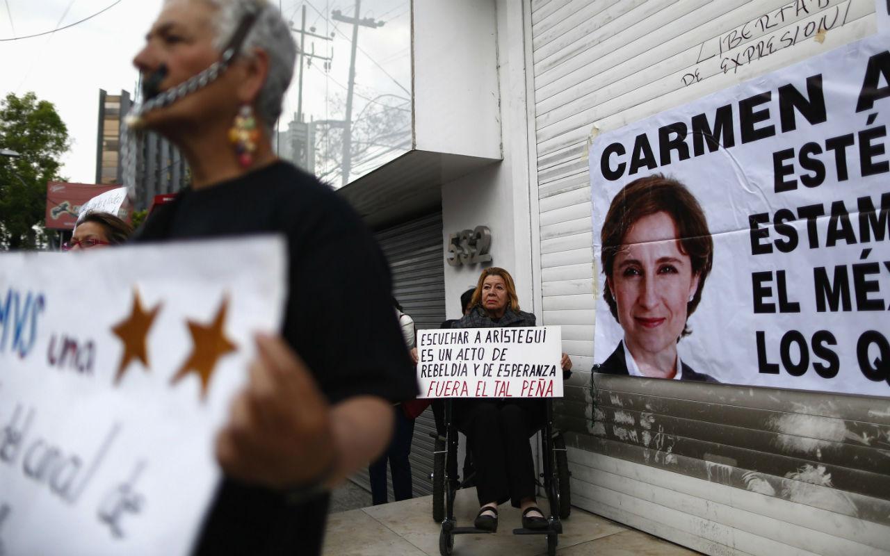 Aristegui debe apostar sólo por digital: 6 razones