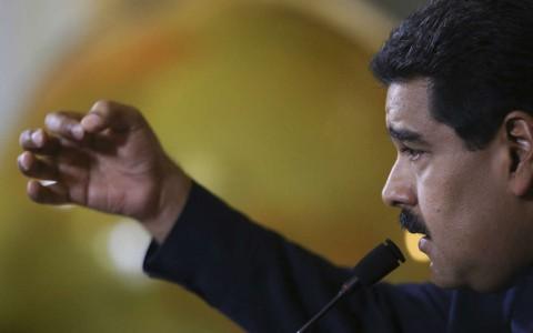 Asamblea avala responsabilizar a Maduro de crisis en Venezuela