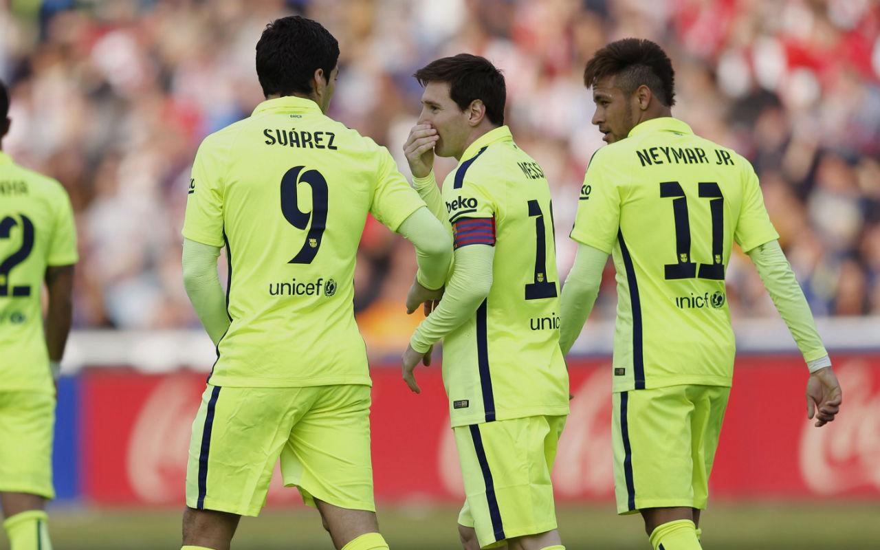 Barcelona, el primer equipo en gastar más de 500 mde en salarios
