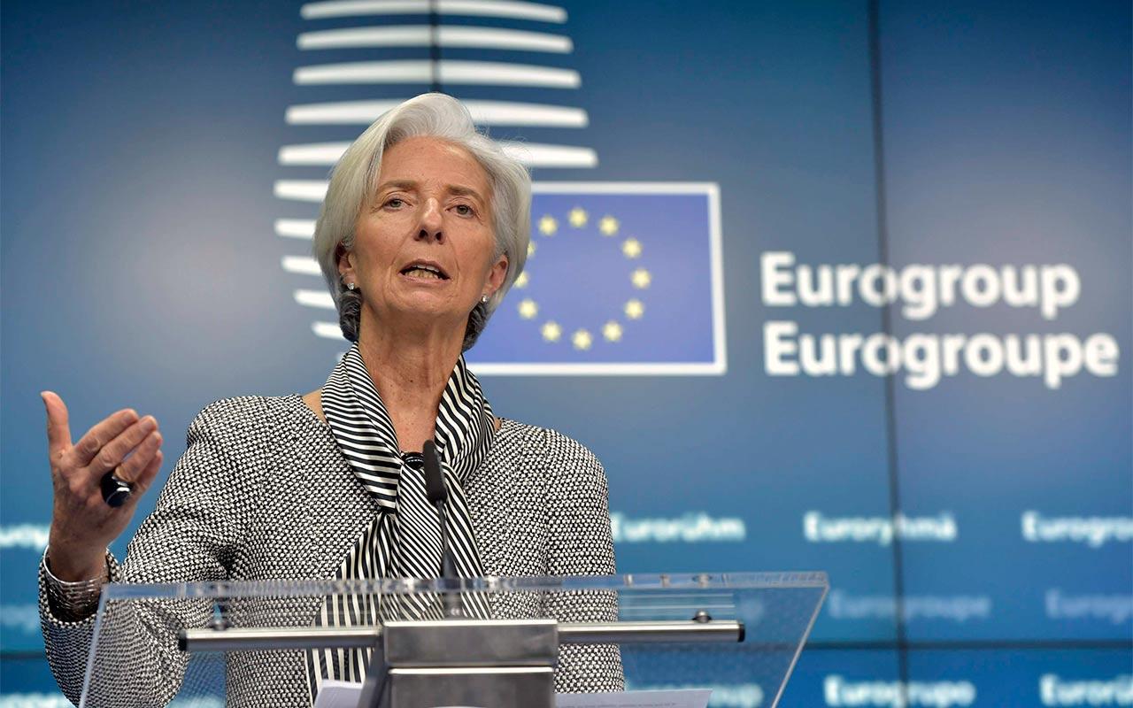 Directora del FMI propone fondo de emergencia para zona euro