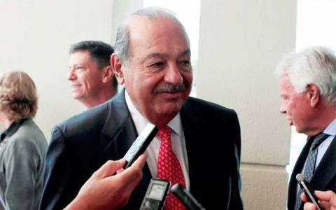 Carlos Slim piensa que Trump puede ser fantástico para México