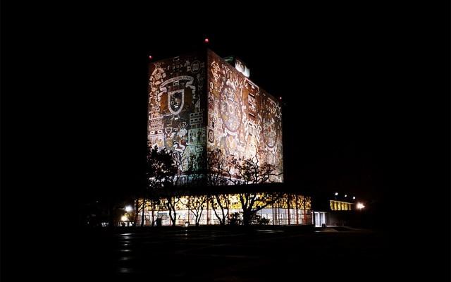 La máxima casa de estudios de México. Foto: Staff.