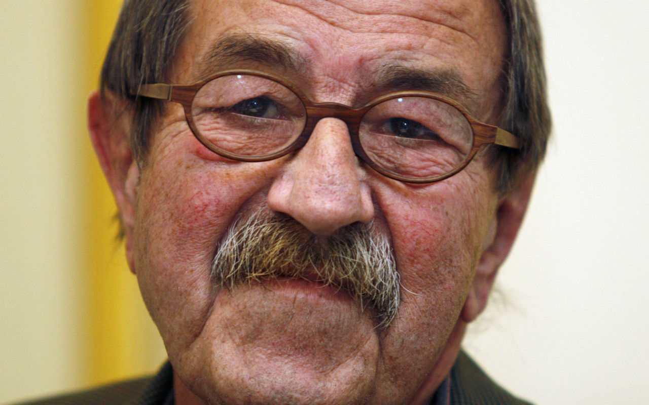 Fallece el Nobel de literatura Günter Grass