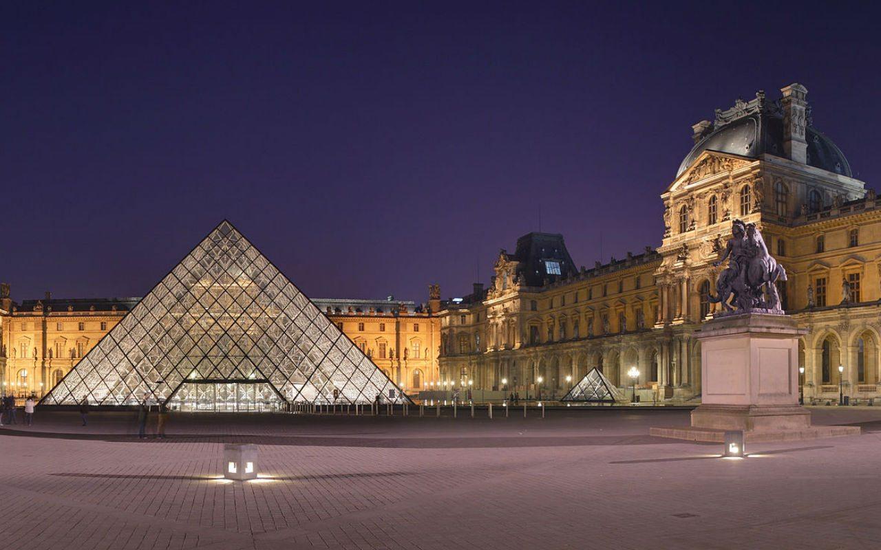 Museo de Louvre cierra sus puertas hasta nuevo aviso por Covid-19