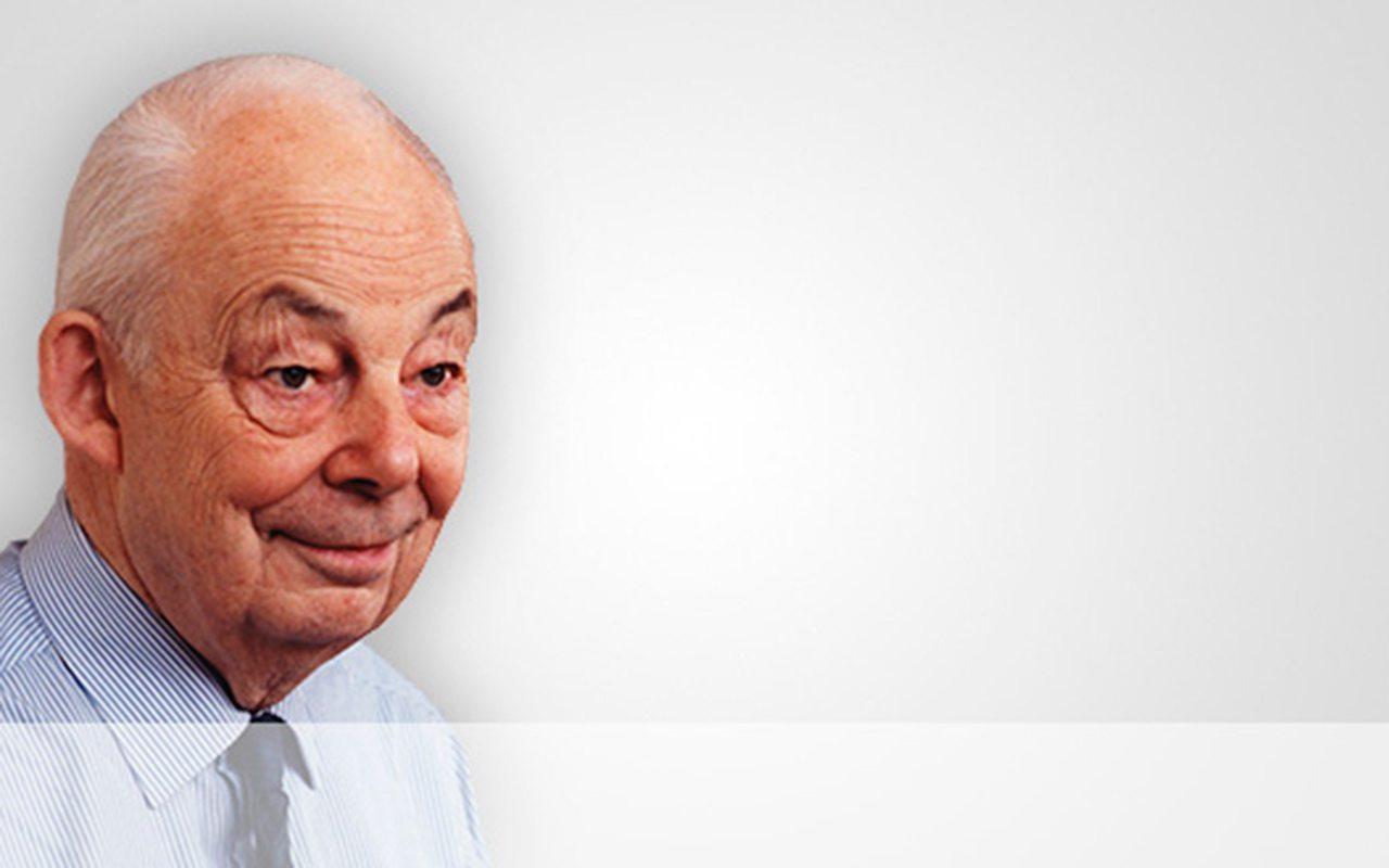 Líder histórico de Michelin fallece a los 89 años