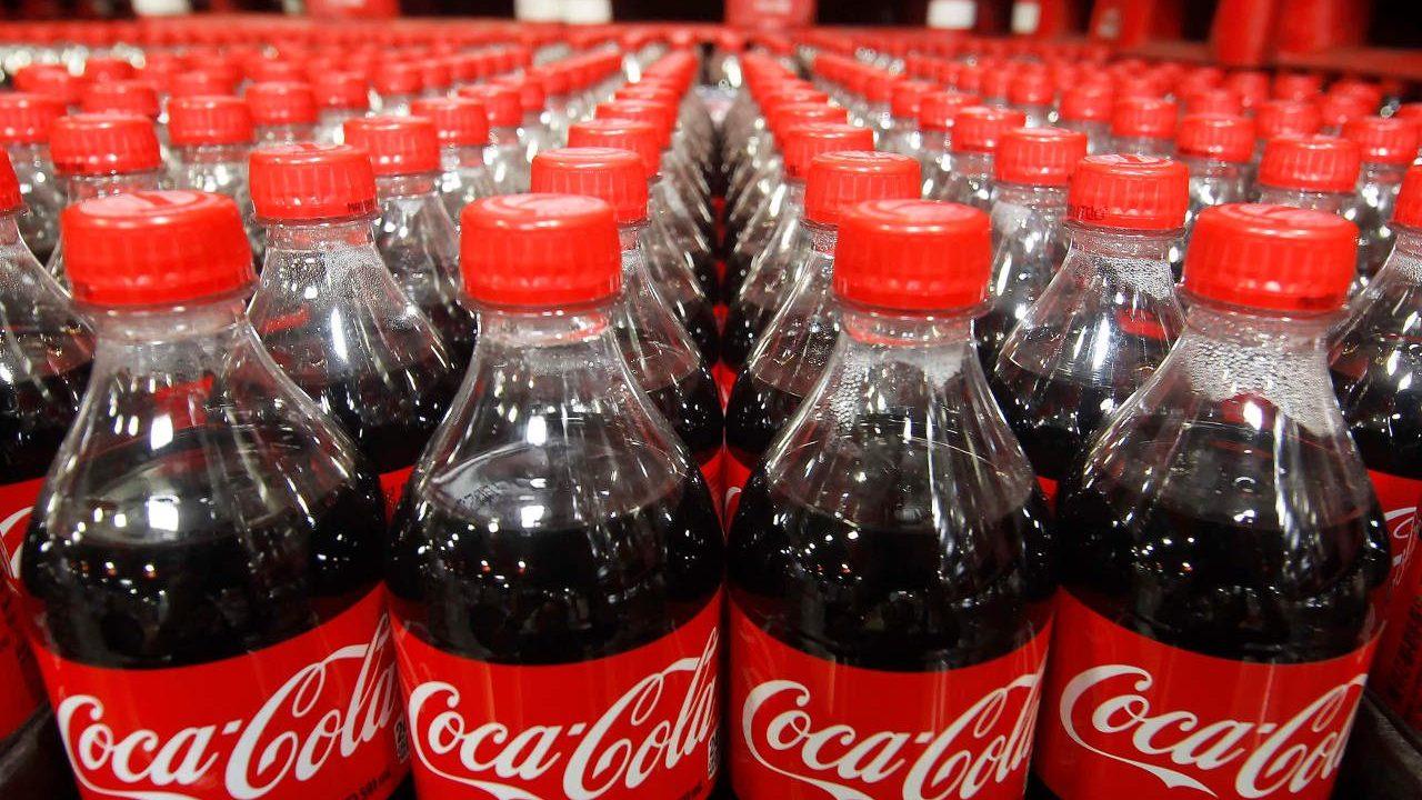 Coca Cola-Arca