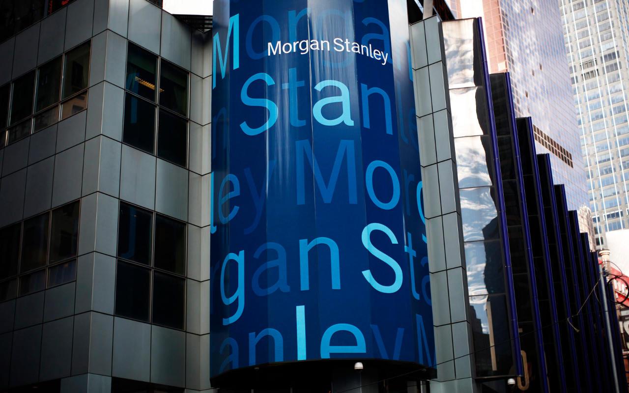 Una guerra comercial empujará al mundo a una recesión: Morgan Stanley
