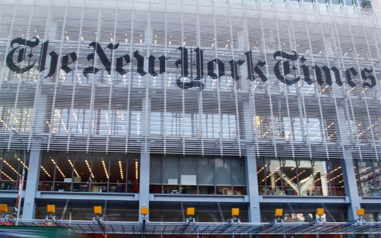 Suscripciones digitales elevan las ganancias de The New York Times