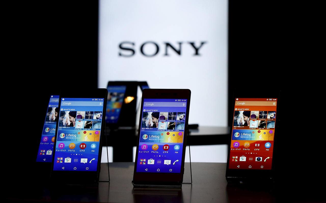 Sony analiza opciones para negocio de celulares