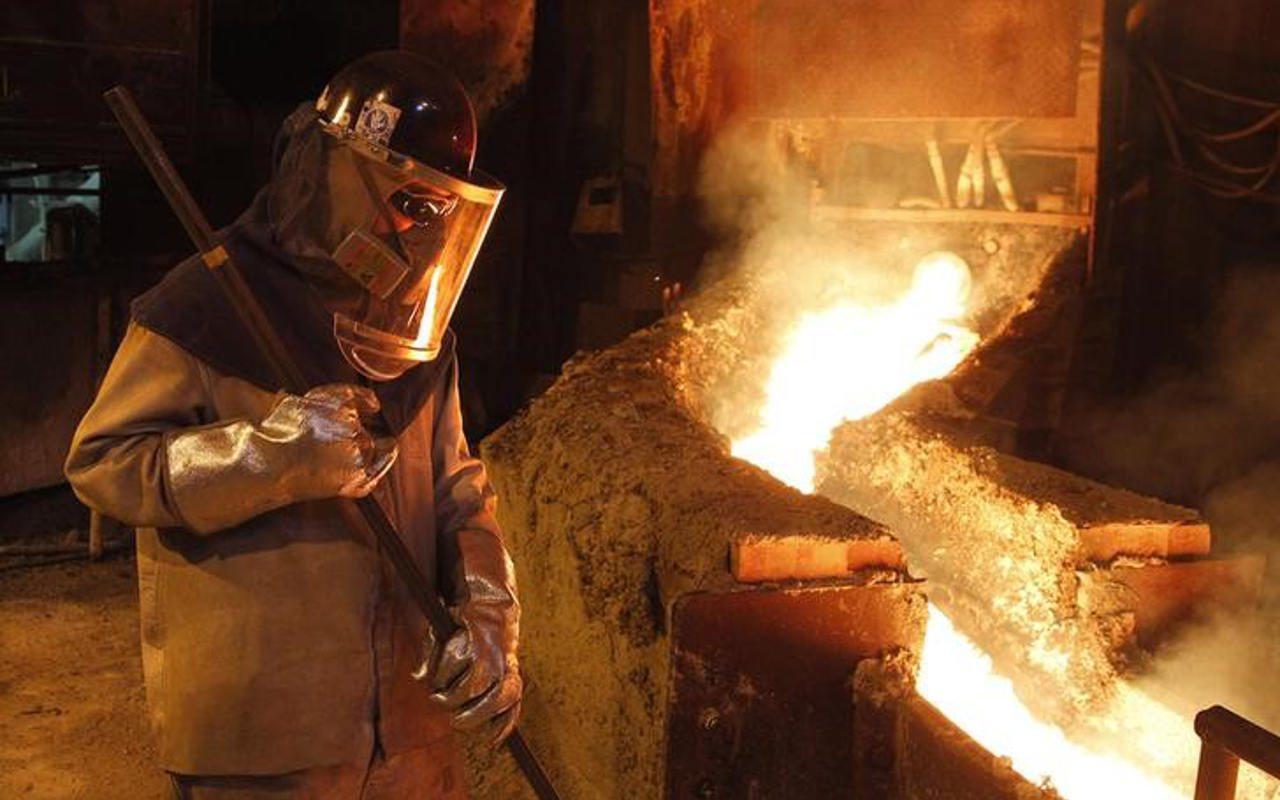 Producción de plata y cobre en México crecen en mayo
