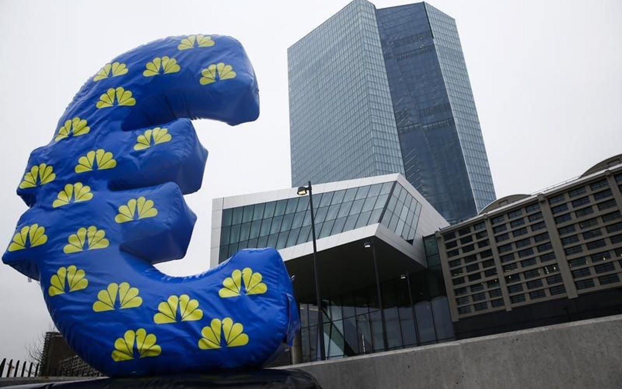 El BCE mantiene intacta sus tasas de interés