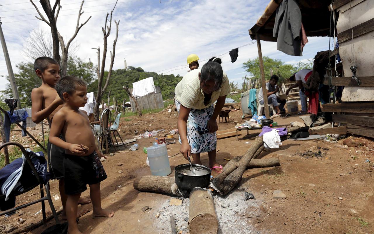 Los 10 municipios con más pobres en México