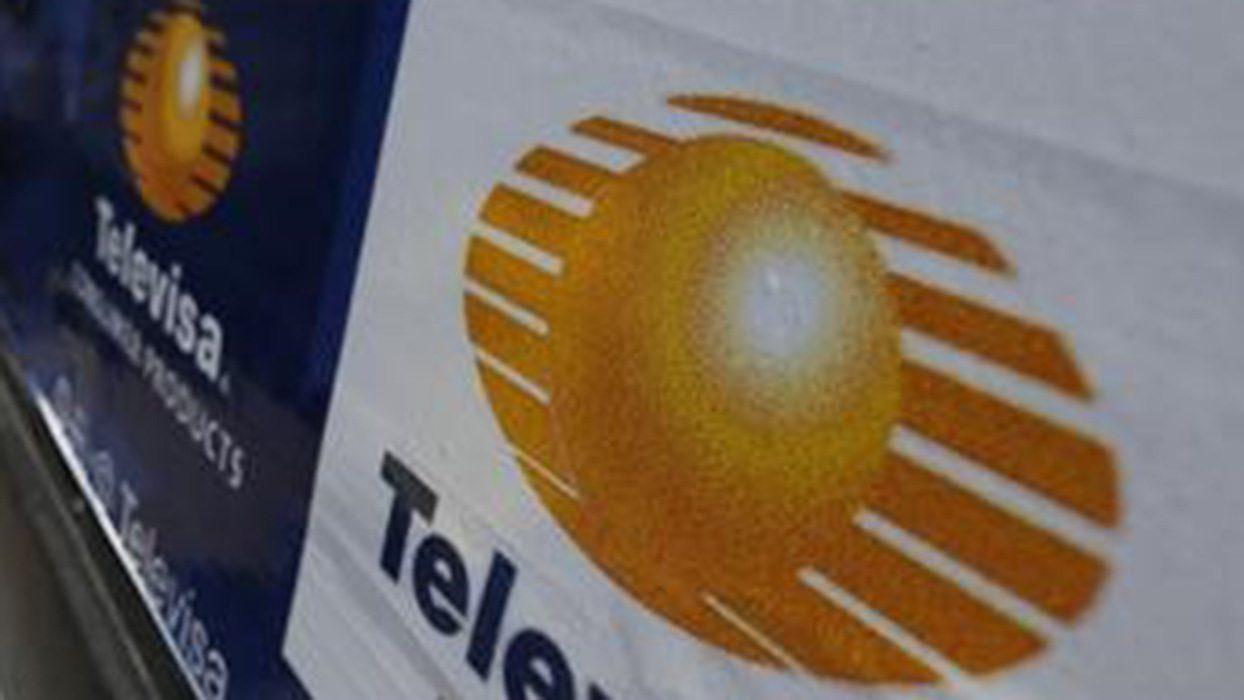 Acciones de Grupo Televisa caen a menor nivel en 2 semanas
