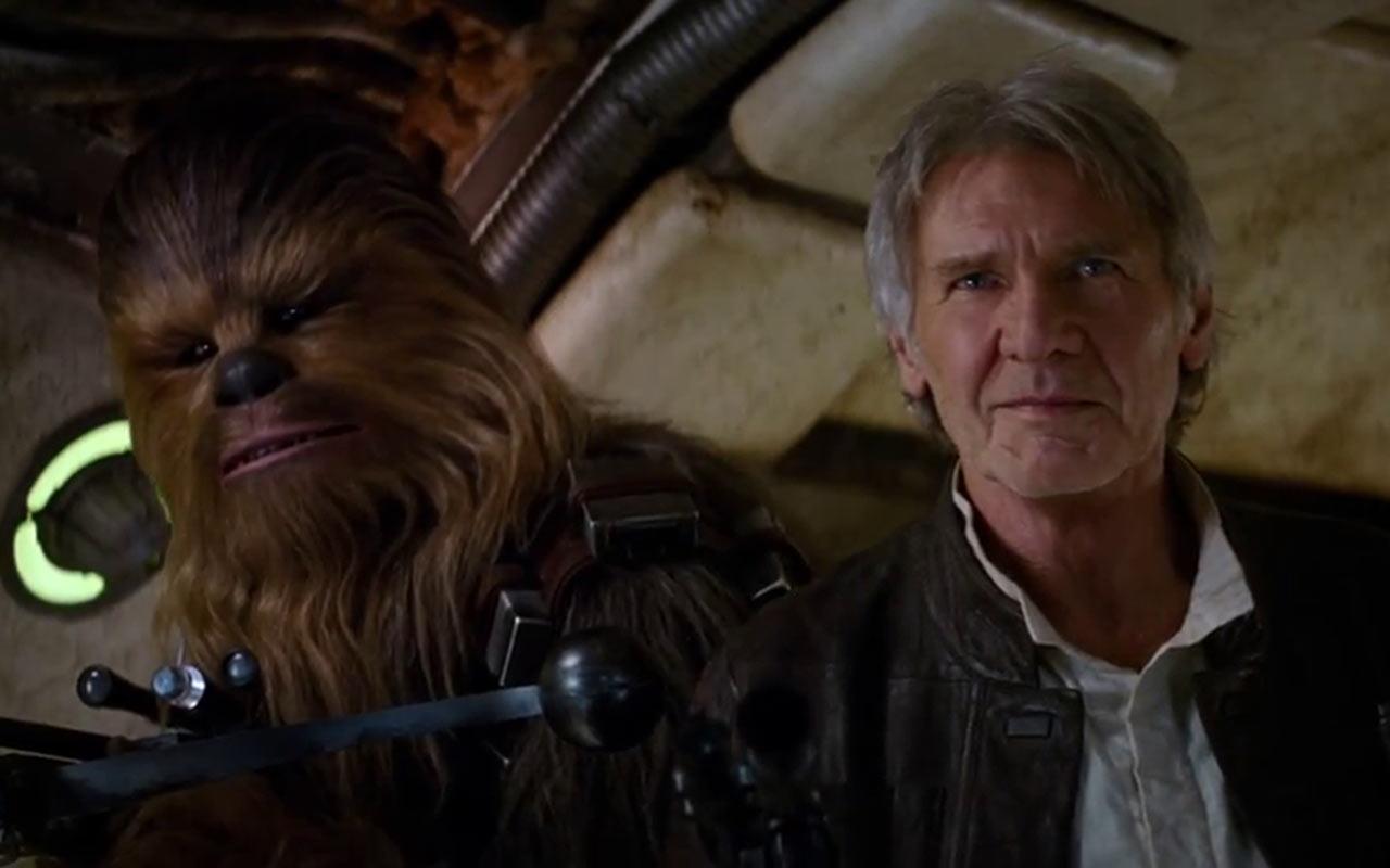 Guerra de las Galaxias impulsa ganancias de Disney