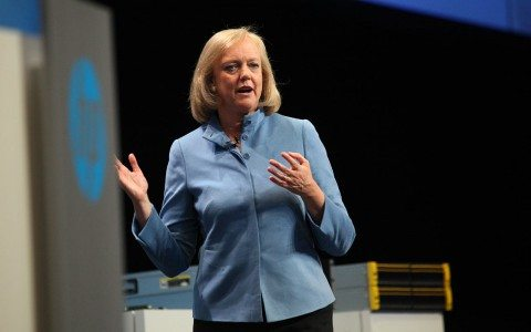 Meg Whitman, la única CEO multimillonaria de EU. (Foto: Cortesía de HP.)