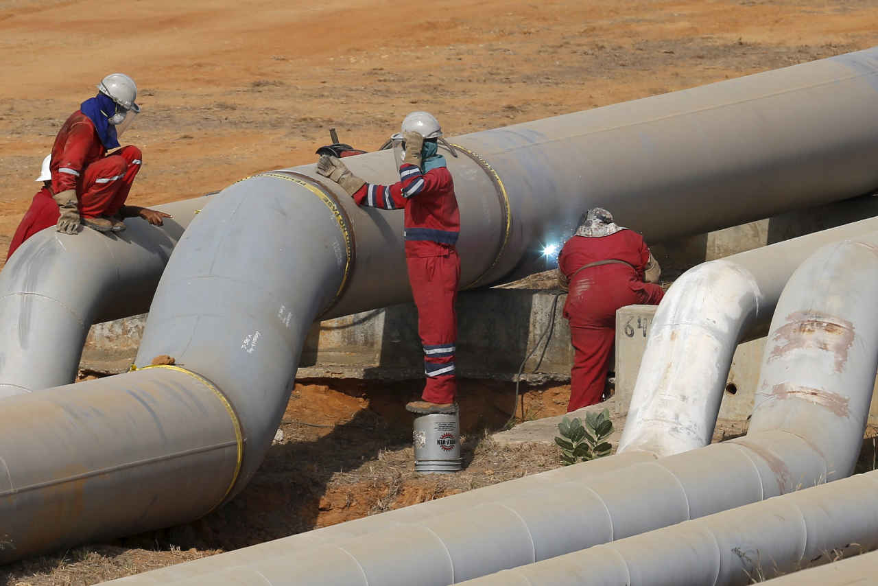 Fermaca cierra refinanciamiento por 815 mdd para gasoducto