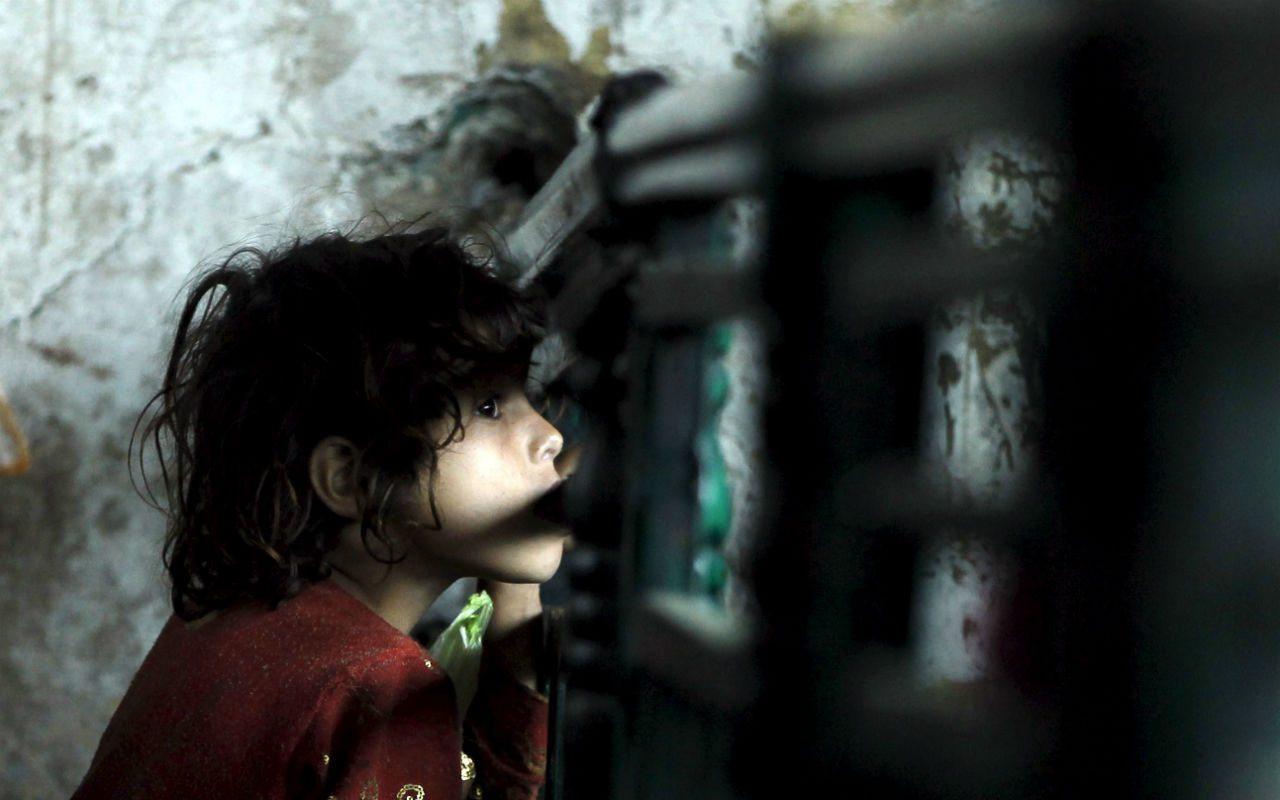 México, el sexto país con más pobreza infantil de la OCDE