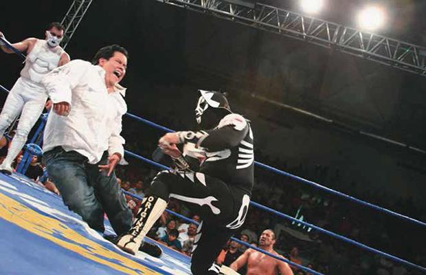 Coronavirus deja en la lona a la emblemática lucha libre mexicana