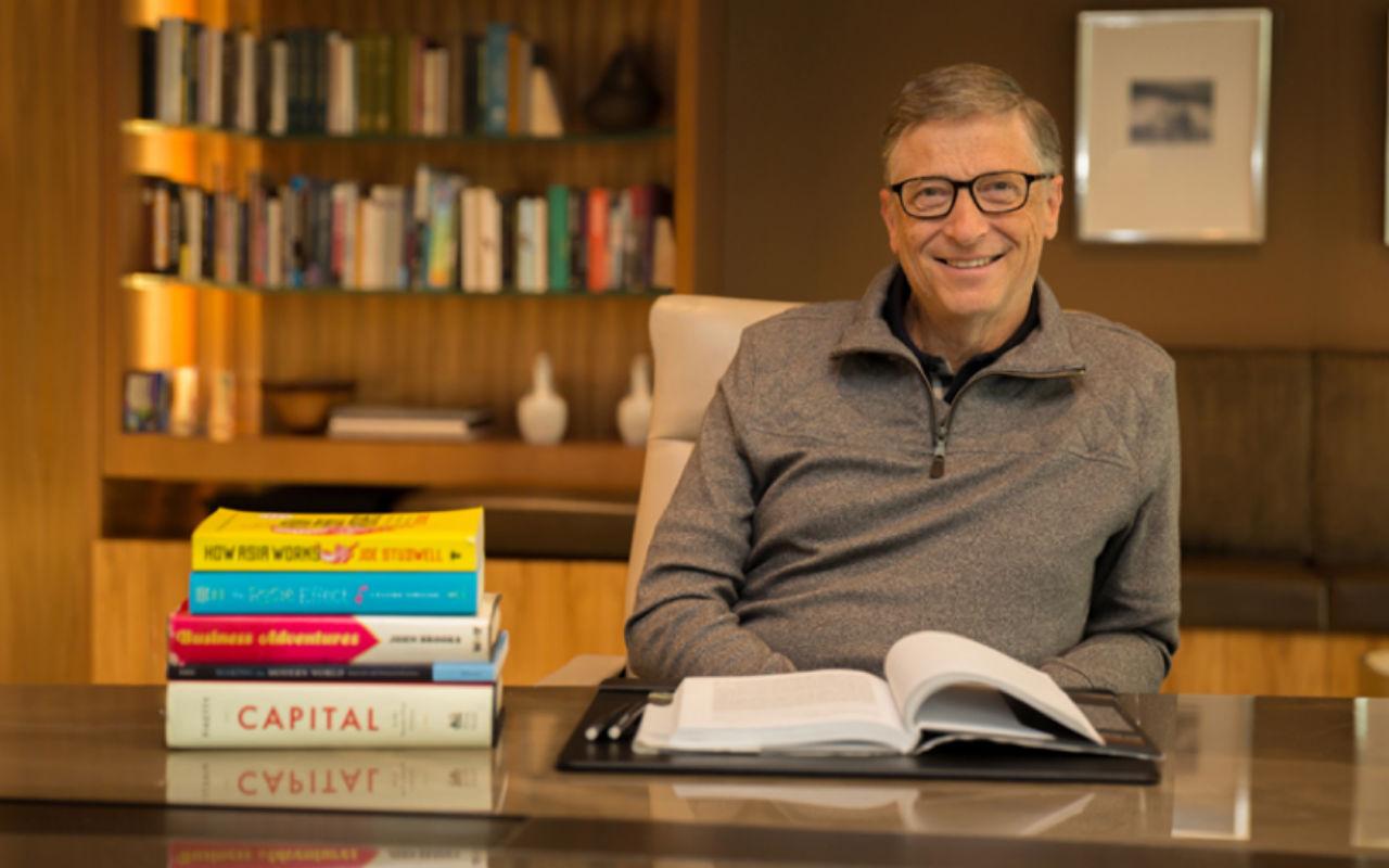 5 libros y series de Netflix que recomienda Bill Gates para quedarse en casa