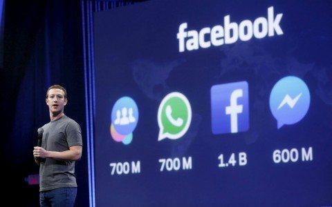 Facebook, la red social preferida por los millennials