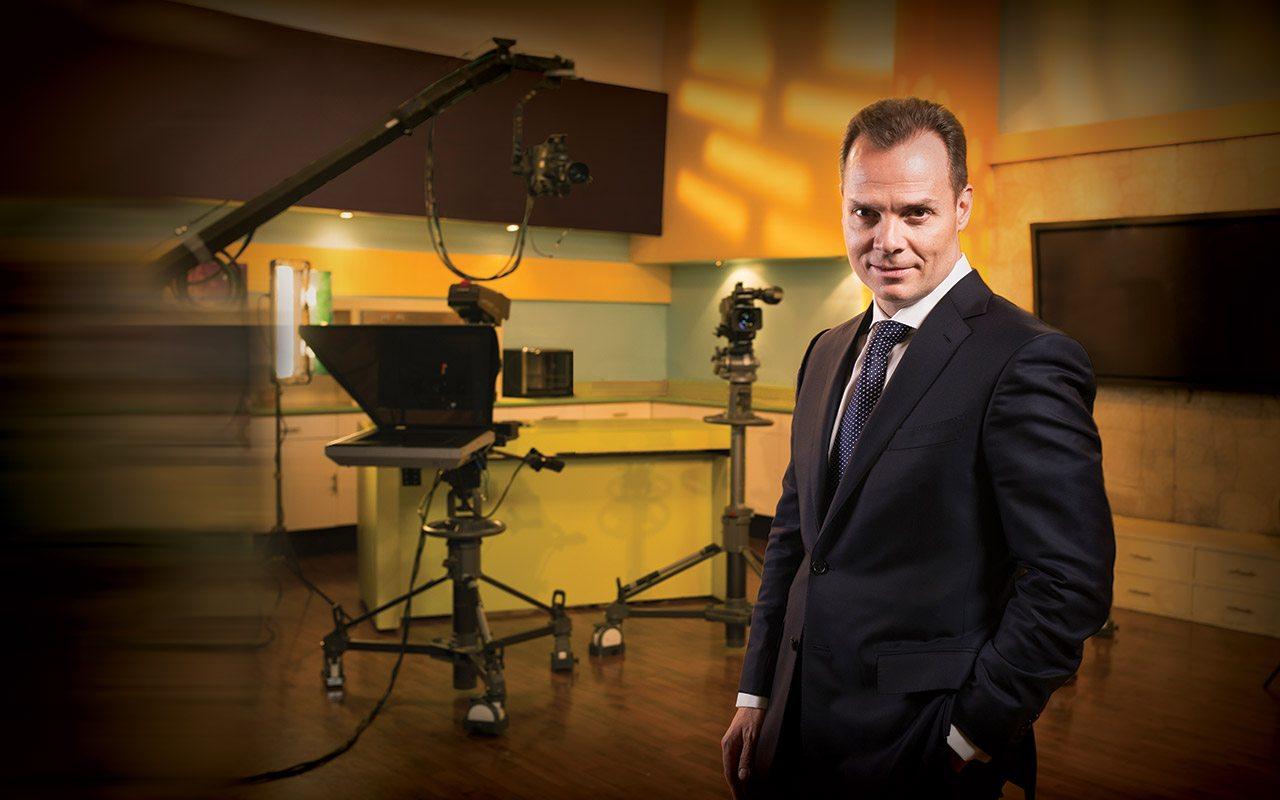 """Vázquez Aldir pide """"botonazo de confianza"""" para Imagen Televisión"""