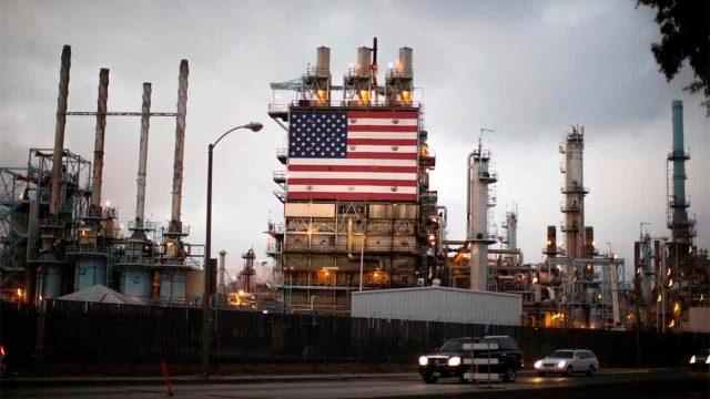 Reservas de crudo de Estados Unidos reportan nueva caída semanal