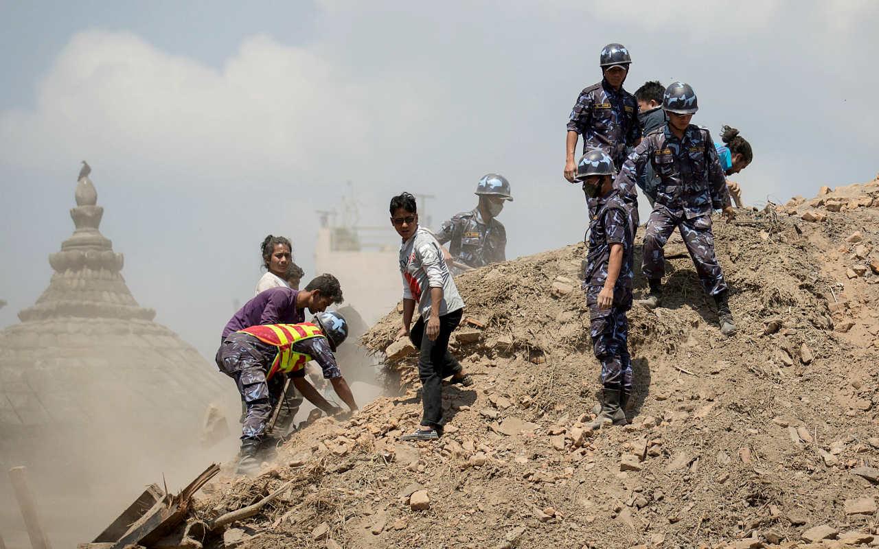 Nepal no cuenta con alerta sísmica; la razón: el costo